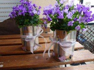pots de fleurs en conserve 183 noalycreation